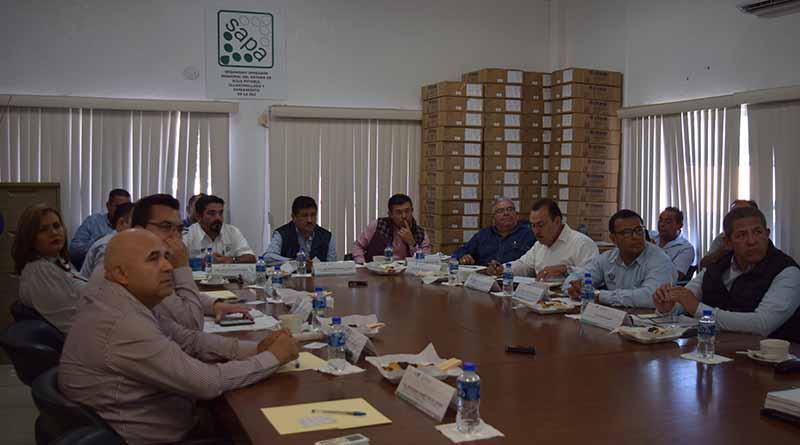 Aprueban Junta de Gobierno presupuesto de egresos del SAPA La Paz