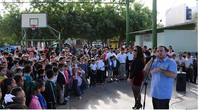 """Atiende """"Caravana de la prevención"""" a seis mil alumnos en la Paz"""