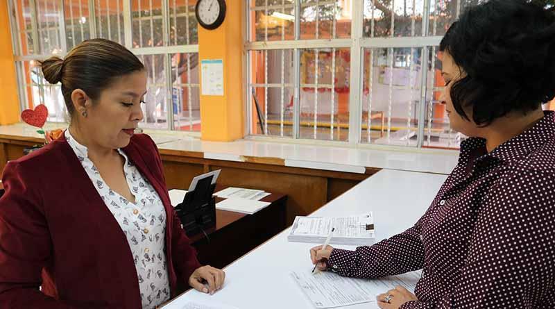 Inicia periodo de preinscripciones para ciclo escolar 2018-2019: SEP