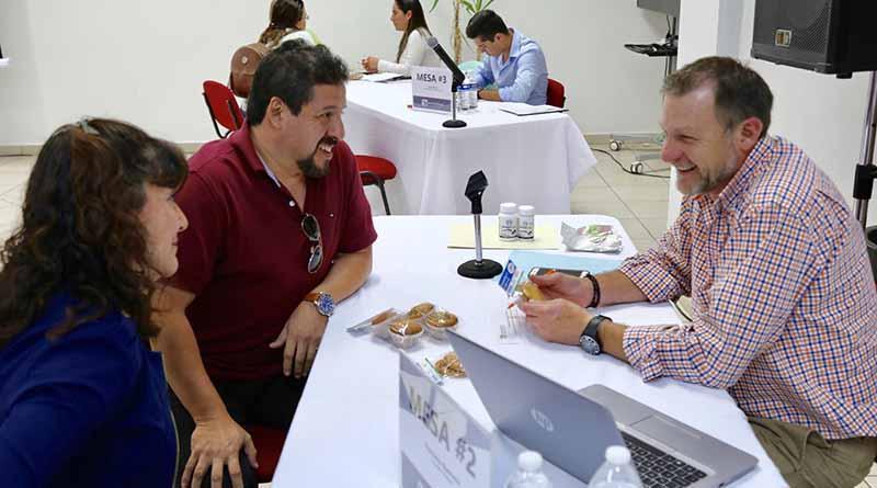 Con éxito se realizó mesa de negocios con Chedraui; SETUES