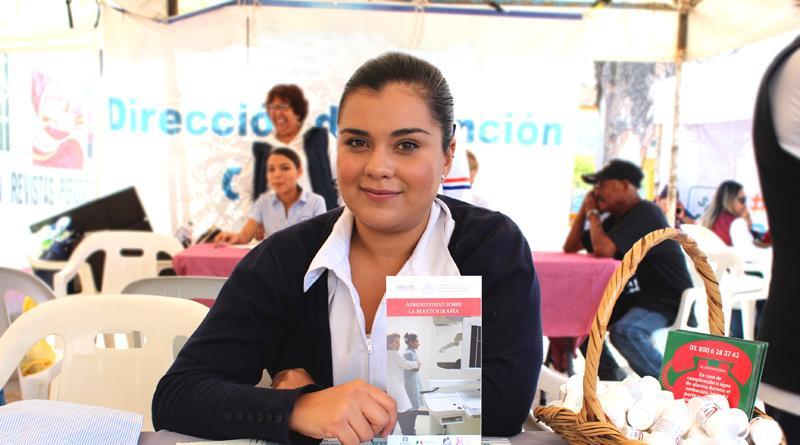 Mediante Ferias de Salud acercan atenciones preventivas a colonos de La Paz
