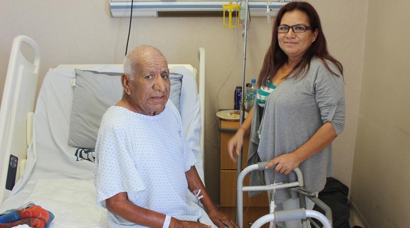 Exitoso programa de prótesis de rodilla en el Hospital Salvatierra