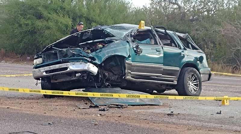 Volcadura en carretera SJC-La Paz deja un muerto