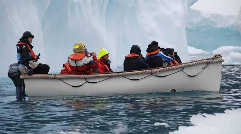 La Antártida el nuevo destino vacacional chino