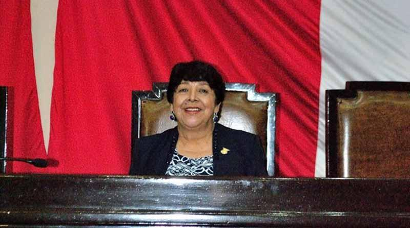 Se separa temporalmente de su responsabilidad la Diputada Araceli Niño López