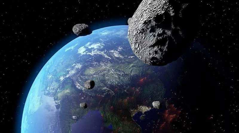 Este domingo, asteroide peligroso pasará cerca de la Tierra
