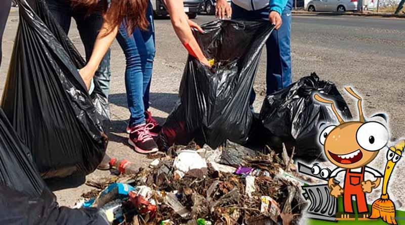 Medio Ambiente recoge cinco mil toneladas de basura en Limpiemos Nuestro México