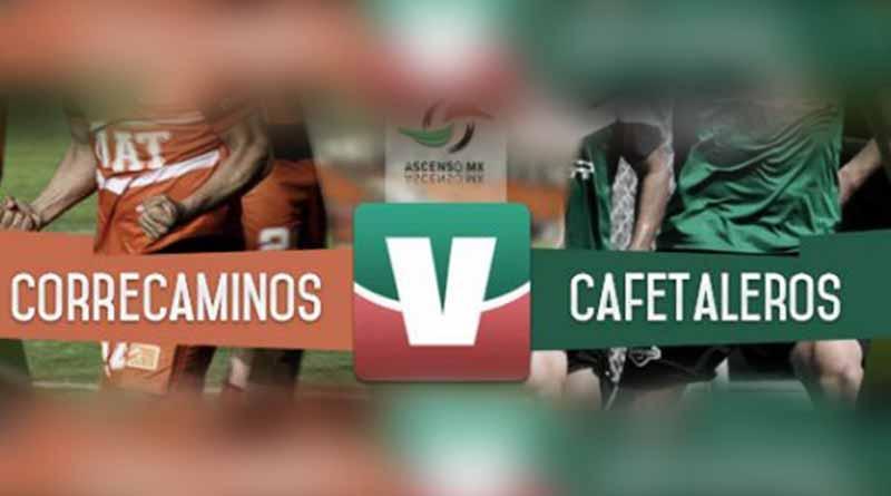 Cafetaleros empata con Correcaminos y Mochis supera a Potros en Ascenso MX