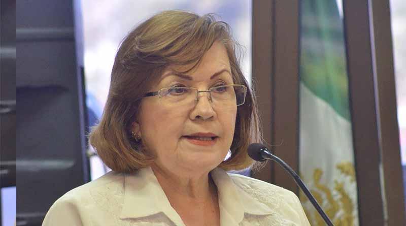 Reconoce Dip. Diana Von Borstel Luna al Ejército Mexicano en su 105 Aniversario