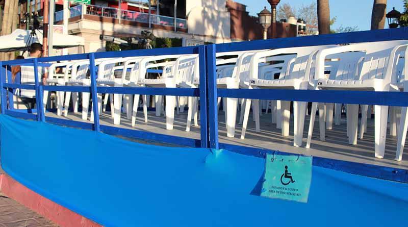 Carnaval La Paz 2018 contará con espacios y accesos destinados para adultos mayores y personas con discapacidad: Alma Gerardo