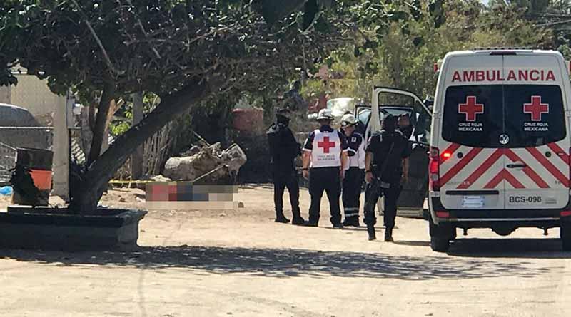 Una persona muere por disparo de arma de fuego en La Paz