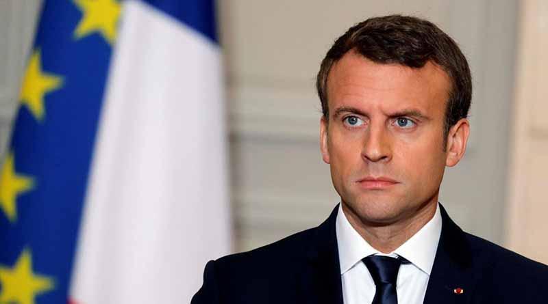Presidente de Francia visitará Estados Unidos a finales de abril