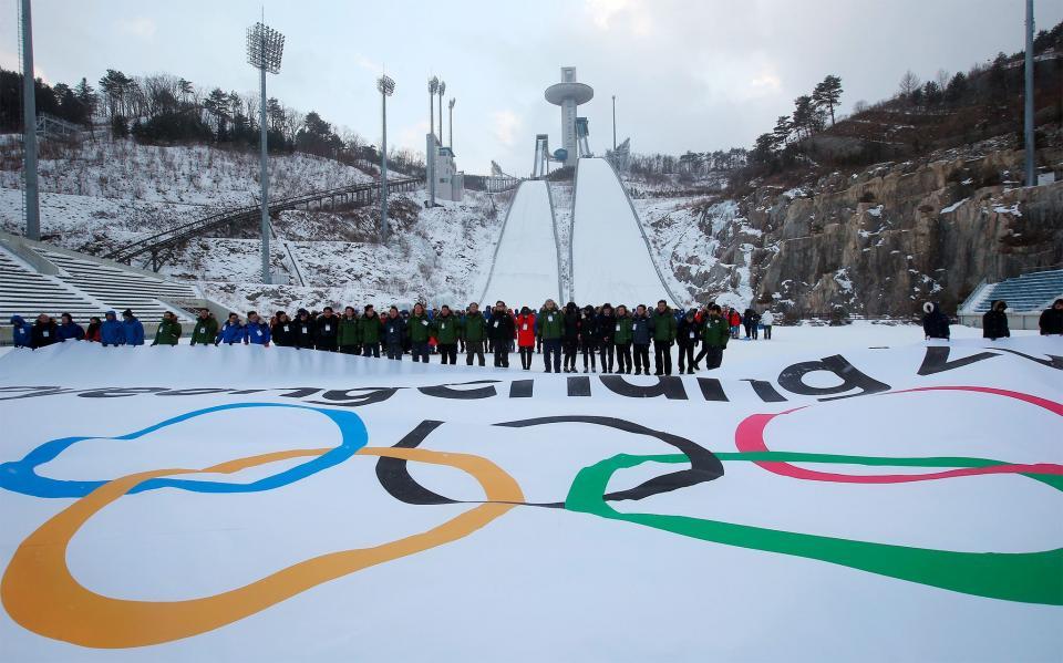 Declaran alerta en sede de juegos de olímpicos de invierno por Norovirus