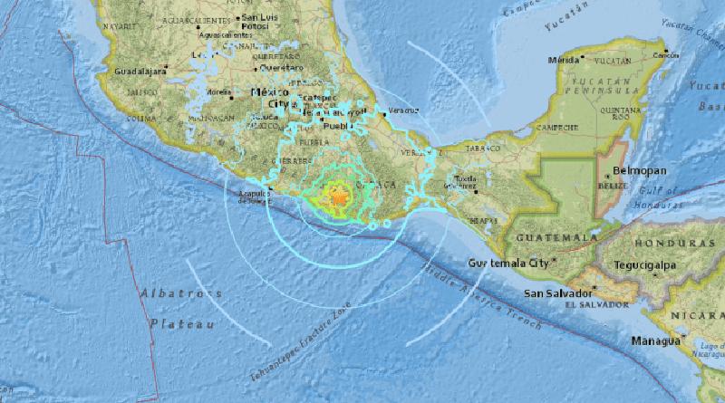 Van dos mil 140 réplicas del sismo del viernes pasado
