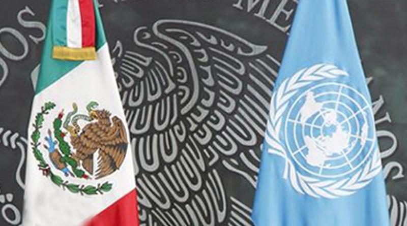 México alerta que se relajan normas de ONU sobre intervención militar