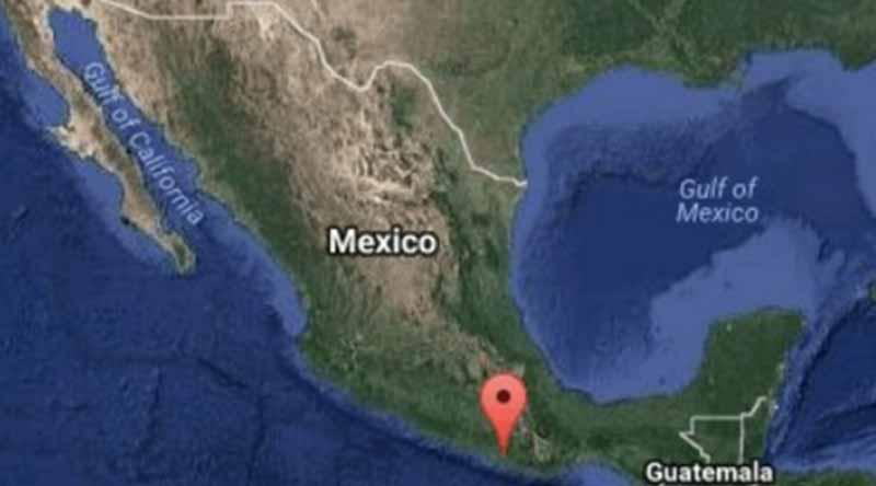 Sin daños en Oaxaca, Chiapas y Puebla por sismo