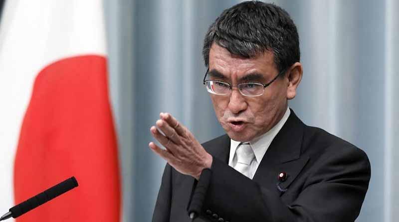Canciller japonés evita descartar contactos con Corea del Norte