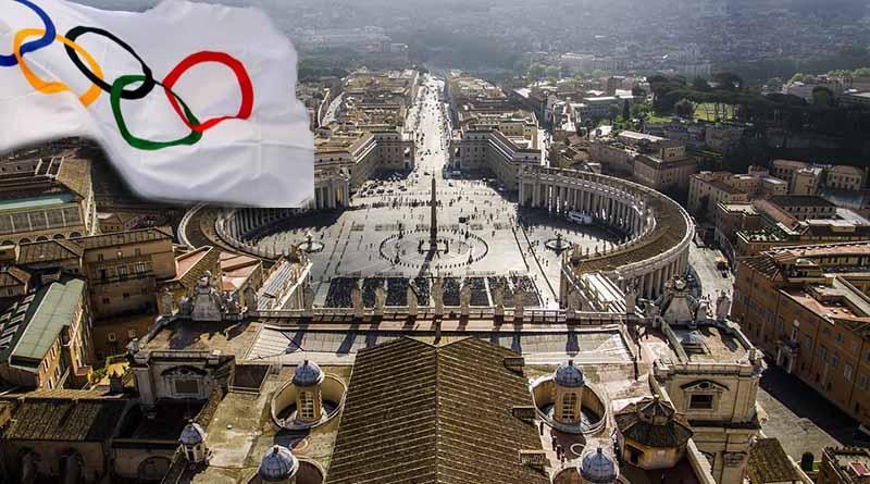 El Vaticano apuesta a sumarse al Comité Olímpico Internacional