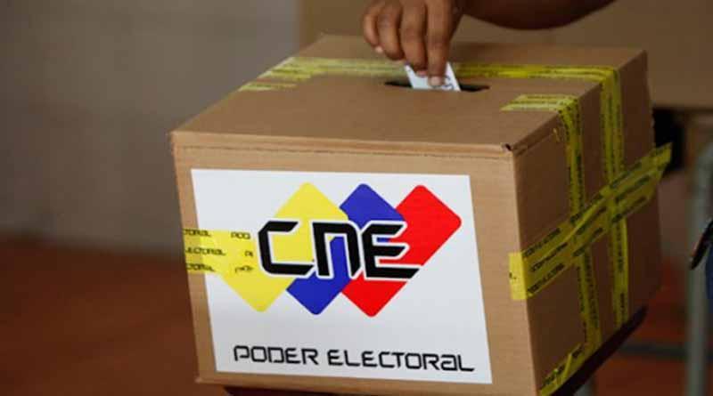 Repudian venezolanos elecciones sin garantías de transparencia