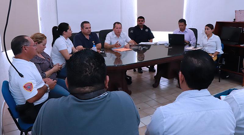 Autoridades de Cabo San Lucas atienden problemática en escuela de Colonia Paraíso del Sol