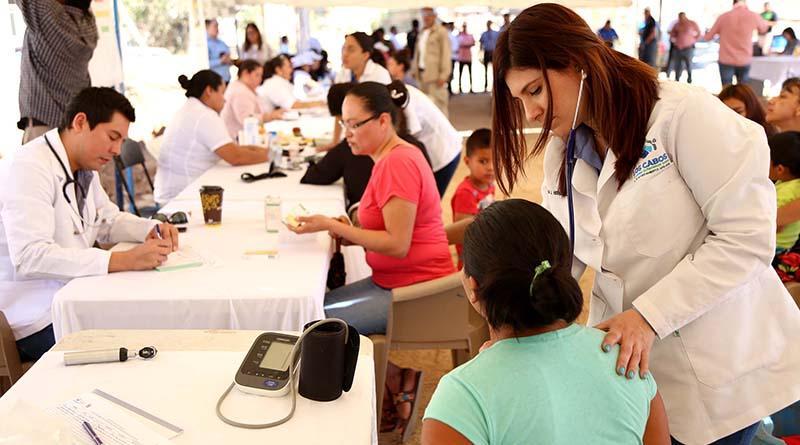 Colonias Cabo fierro y valle del cabo, beneficiadas con Jornada Médico Sociales