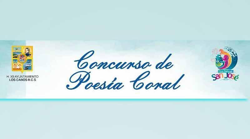 """Se invita al Concurso de Poesía Coral """"Que Bonito Mi Pueblo"""""""