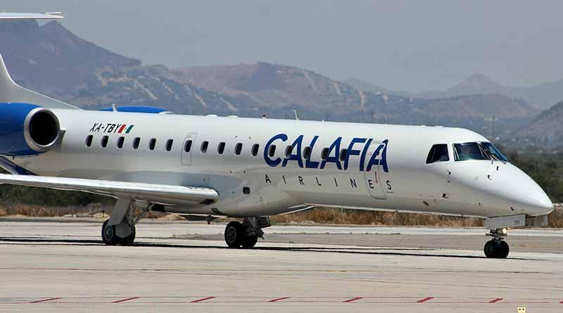 Nuevo vuelo a Loreto de San José del Cabo