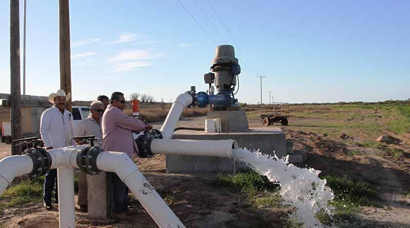 Invertirán 42.9 mdp en distritos y unidades de riego