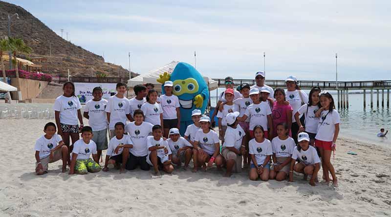 Celebraron el Día Mundial del Agua con  Actividades recreativas