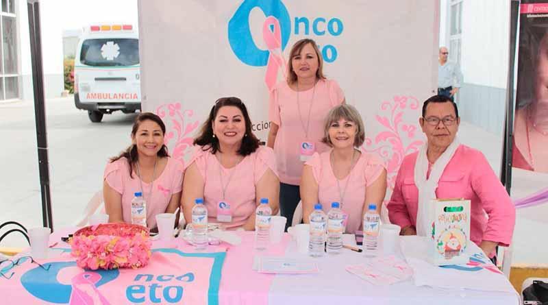 Ayuntamiento de La Paz lleva cabo Tercera Feria de la Mujer