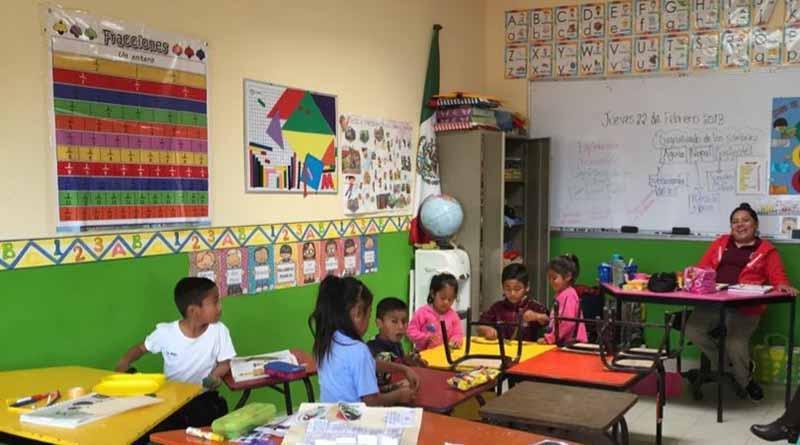 Reapertura SEP escuelas para la atención de la niñez indígena y migrante en BCS