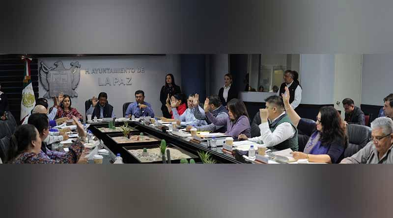 Aprueba Cabildo de La Paz hermanamiento con Tuxtla Gutiérrez