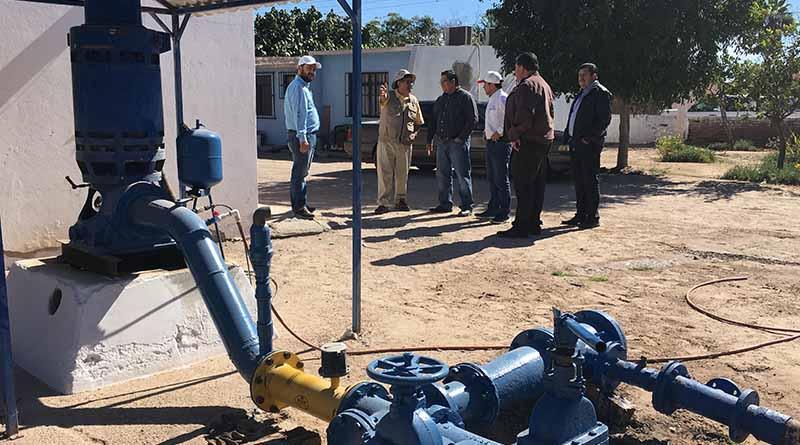 Se aplicarán energías limpias en extracción de agua en Comondú