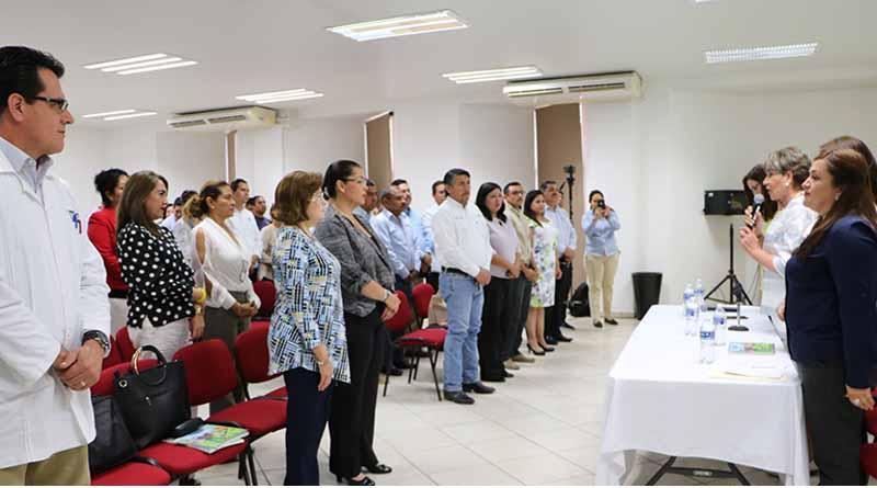 Imparten taller en materia de justicia para menores
