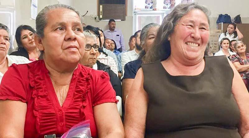 Adultos mayores de Los Cabos recuperan su sonrisa con apoyo de Salud Estatal