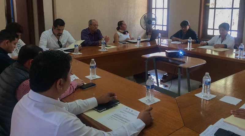 Sesiona Consejo Municipal para la prevención social de la violencia en Mulegé