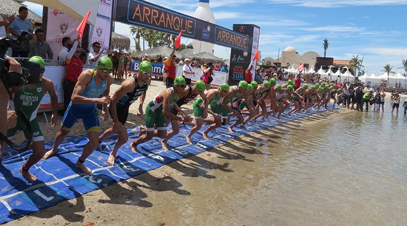 Todo listo para El Triatlón La Paz 2018