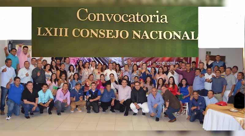 Participa CROC-BCS en el LXIII Consejo Nacional de la Confederación Revolucionaria de Obreros y Campesinos