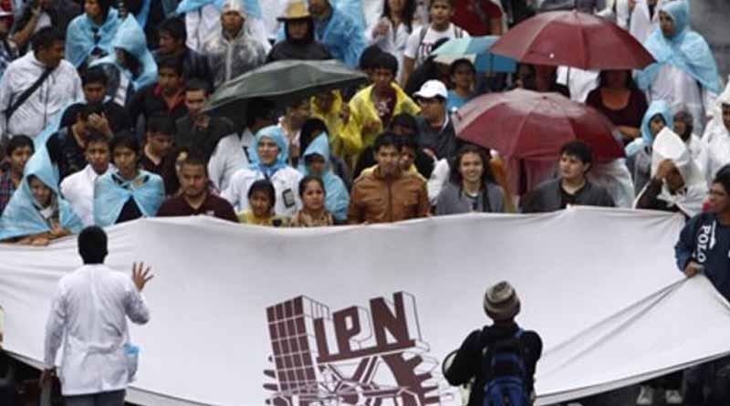 Estudiantes del Poli rechazan reanudación de diálogo con autoridades