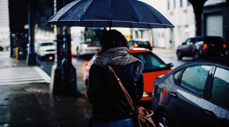 Con lluvias la mitad de la República Mexicana por frente frío número 35