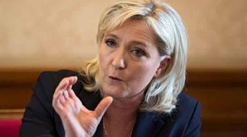 Le Pen inculpada por publicar fotos de ejecuciones del Estado Islámico
