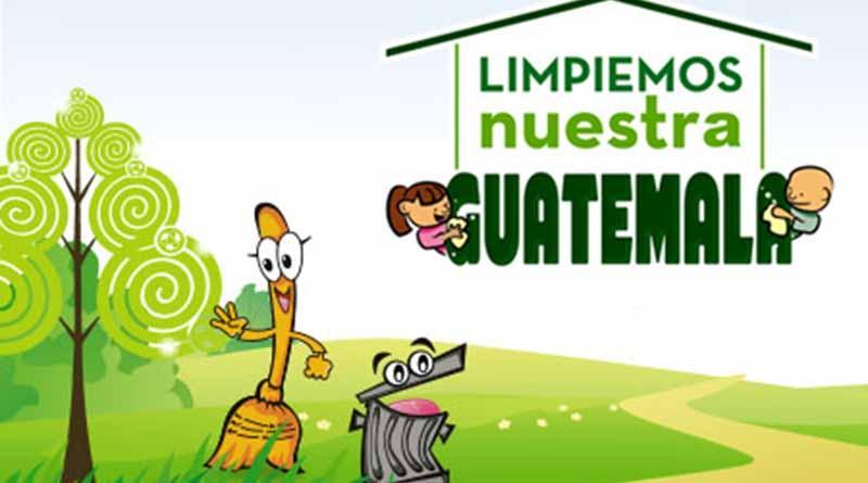 Empresas mexicanas apoyan campaña de recolección de basura en Guatemala