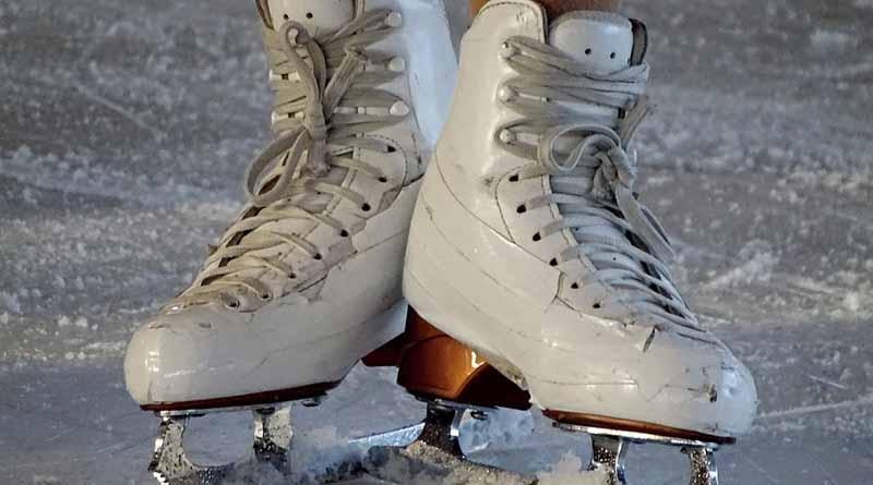"""Patinadora mexicana Ale Izquierdo hace historia en """"Dancing on ice"""""""