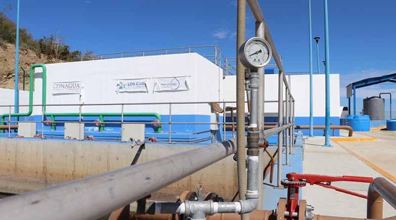 Oomsapas LC realiza mantenimiento preventivo a Potabilizadora
