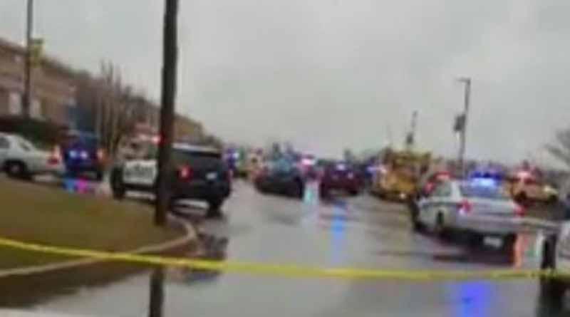 Reportan tiroteo en una escuela preparatoria de Maryland