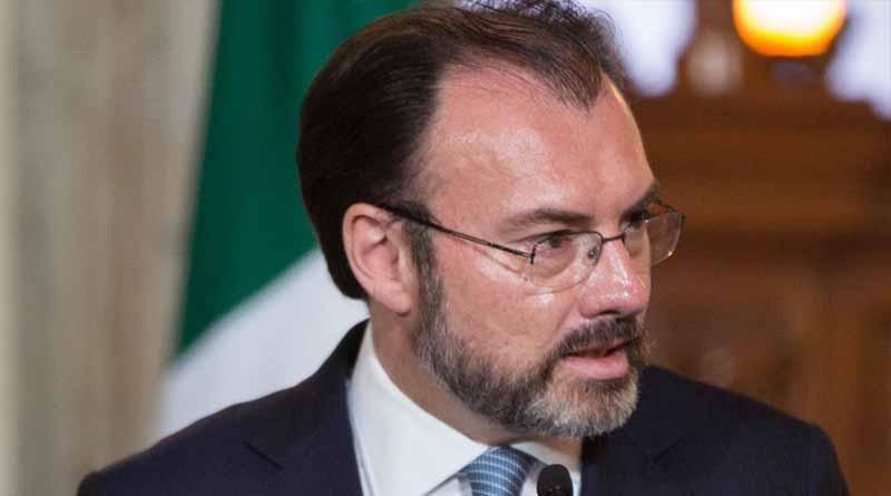 Peña Nieto reiteró en llamada con Trump que México no pagará muro Videgaray
