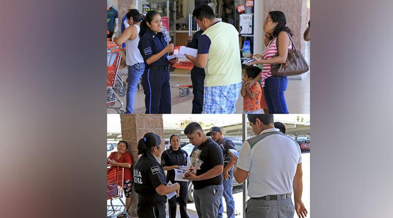 Intégrate a la nueva Policía de Los Cabos