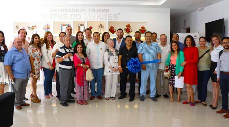 """Inauguran exposición """"Hecho en San Miguel de Allende"""" en el CATTAC Los Cabos"""