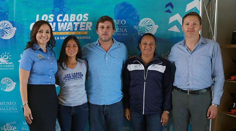 """Más de 250 participantes en la 5ª. edición de """"Los Cabos Open Water Challenge"""""""