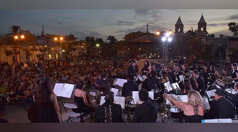 Exitoso concierto anual de la Orquesta Sinfónica Independiente